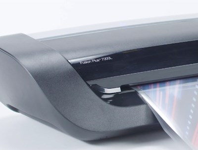 Video: Laminate Five Documents Per Minute with the Fusion 7000L Laminator