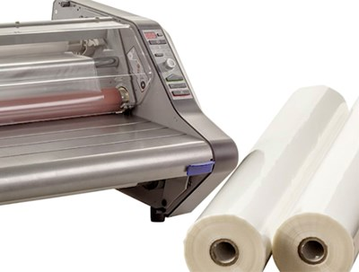 Loading Standard Film into the Ultima 65 Laminator