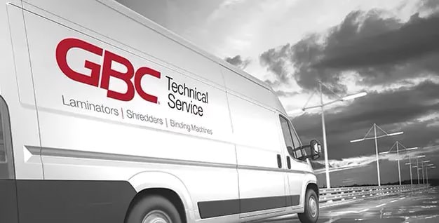 GBC Service & Support Technical Service Van