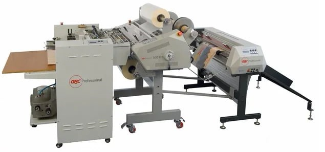 Automated Roll Laminators