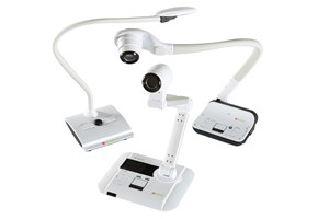 Document Cameras that allow educators to create unique presentations that go beyond slideshows and videos.